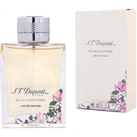 Dupont 58 Avenue Montaigne Limited Edition Pour Femme edp 100 ml (лиц.)