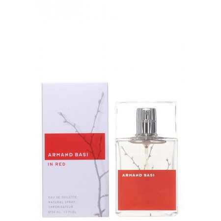 Armand Basi In Red Red&White EDT 50 ml (лиц.)