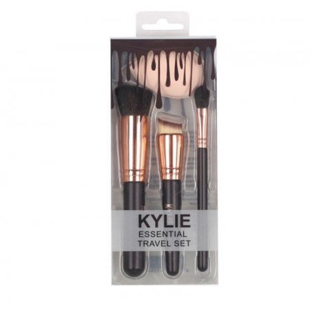 Набор KYLIE Essential Travel Set (кисти и спонж)