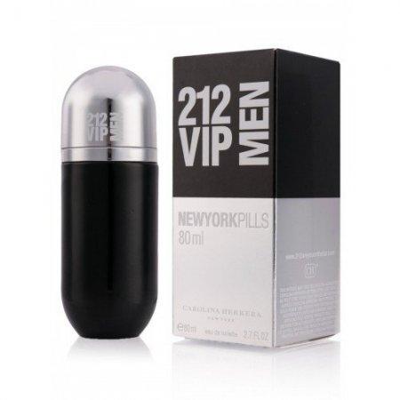 Carolina Herrera 212 VIP MEN New York Pills 80ml (лиц.)
