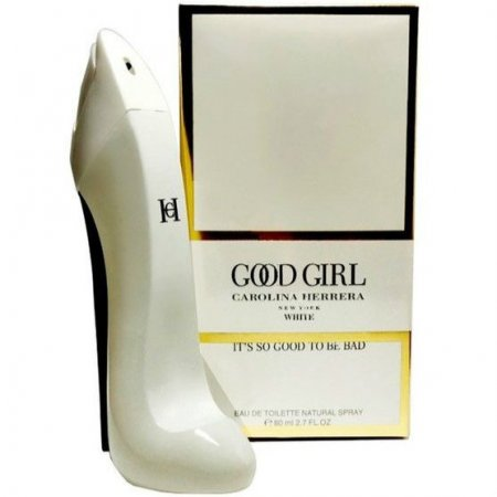 Carolina Herrera Good Girl White edp 80ml (лиц.)
