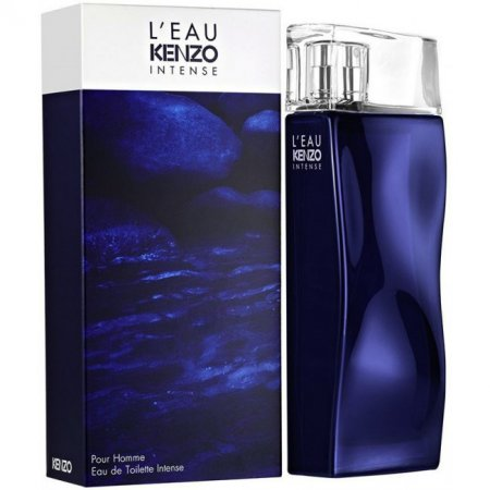 Kenzo L`eau Kenzo Intense pour homme edt 100 ml (лиц.)