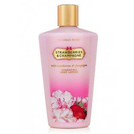 Лосьон для тела Victoria`s Secret Strawberries and Champagne 250ml фото