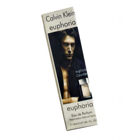 Духи-ручка в коробке Calvin Klein Euphoria Men 8ml