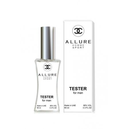 Chanel Allure Homme Sport - Tester 60ml