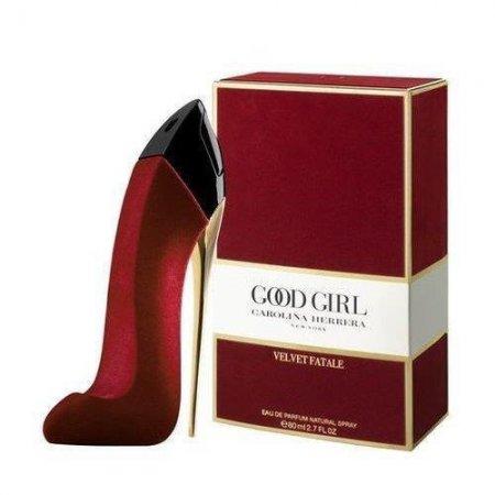 Carolina Herrera Good Girl Velvet Fatale 80ml (лиц.)