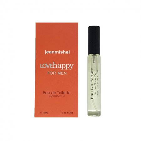 Jeanmishel Love Happy For Men (8) 10ml