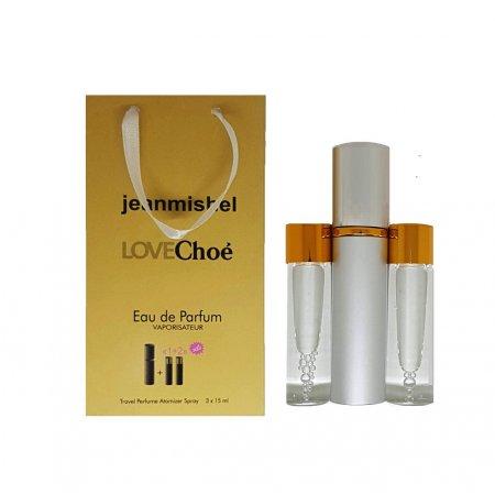 Jeanmishel Love Choe (7) 3 x 15 ml