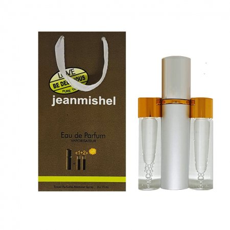 Jeanmishel Love Be Delicious (31)  3 x 15ml