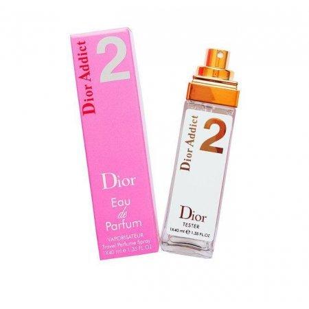 Christian Dior Addict 2 - Travel Perfume 40ml