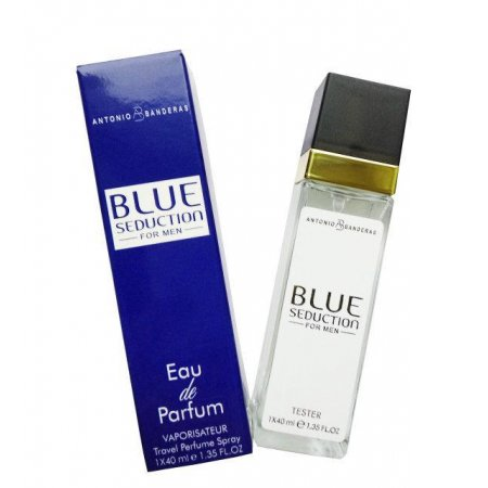 Antonio Banderas Blue Seduction - Travel Perfume 40ml