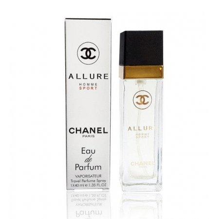 Chanel Allure Homme Sport - Travel Perfume 40ml