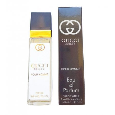 Gucci Guilty Pour Homme - Travel Perfume 40ml