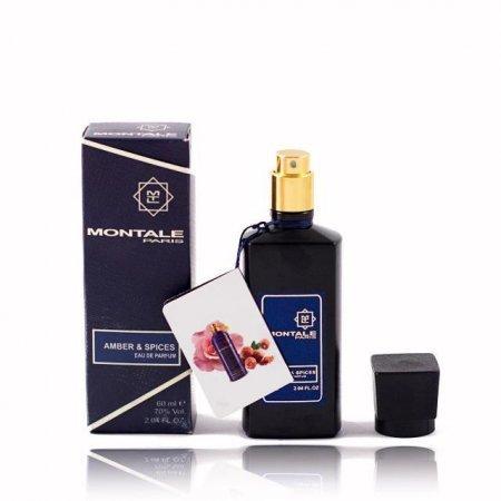 Мontale Amber and Spices Eau de parfum 60ml
