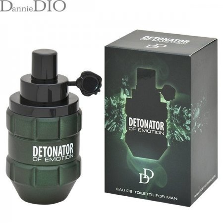 Positive Parfum Detonator of Emotion for men edt 100ml