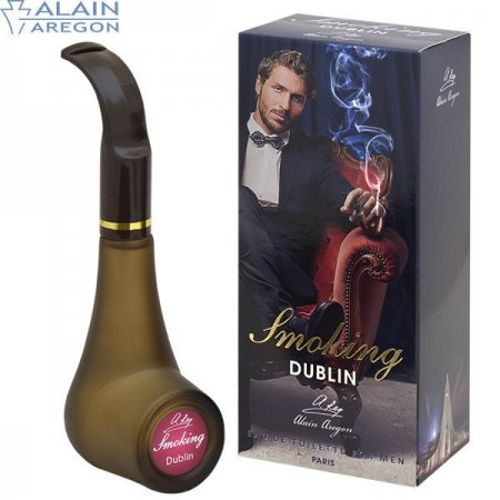 Positive Parfum Smoking Dublin for men edt 63ml