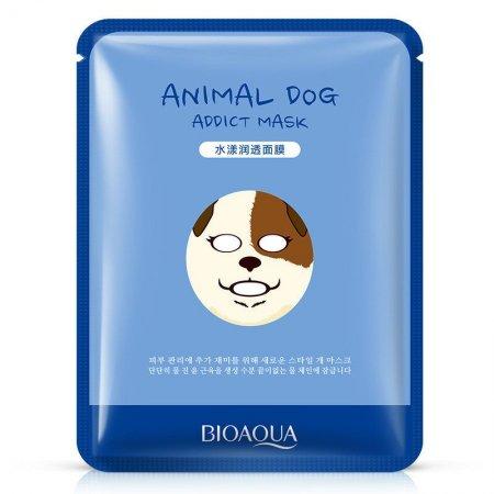 Маска для лица Собака Bioaqua Animal Dog