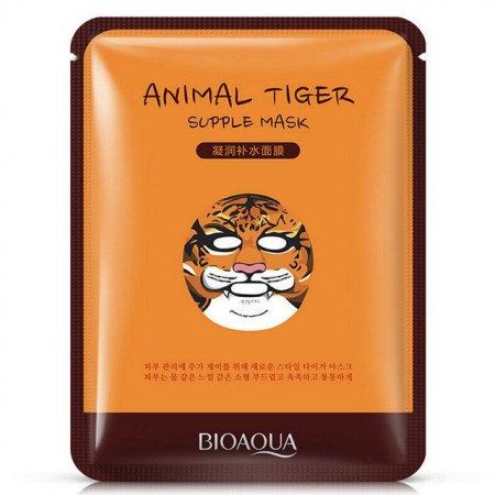 Маска для лица Тигр Bioaqua Animal Tiger