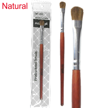 Кисть для макияжа (натуральный ворс) maXmaR MB-104