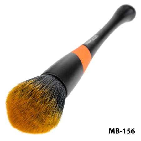 Кисть для пудры, румян, бронзатора maXmaR MB-156 фото
