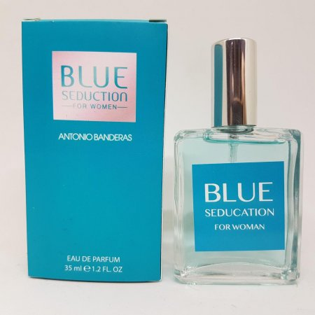 Antonio Banderas Blue Seduction for women - Voyage 30ml фото