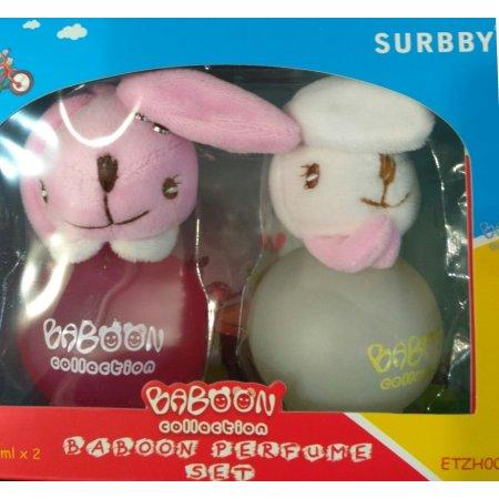 Детский набор из двух парфюмов Surbby Baboon ETZH005