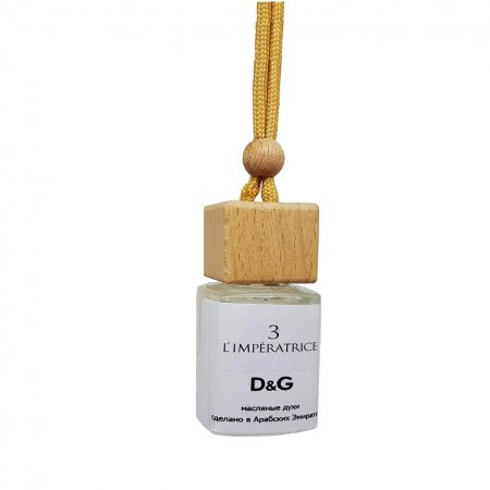 Парфюм-куб в автомобиль масляный Dolce Gabbana L`Imperatrice