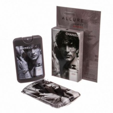 Парфюм в чехле Chanel Allure Homme Sport 50ml