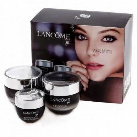 Набор кремов для лица Lancome Genifique 3 в 1