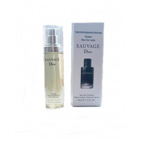 Тестер Christian Dior Sauvage 45 ml