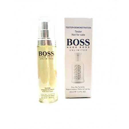 Тестер Hugo Boss Bottled Unlimited 45 ml