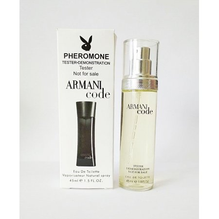 Тестер Armani Code for men 45 ml