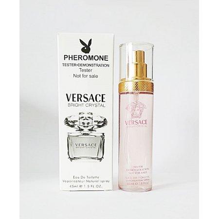 Тестер Versace Bright Crystal 45 ml