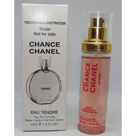 Тестер Chanel Chance Eau Tendre 45 ml