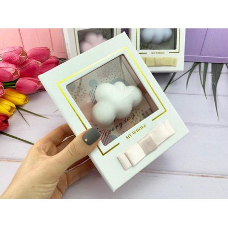 Ароматизированная 3D-открытка Light Cloud