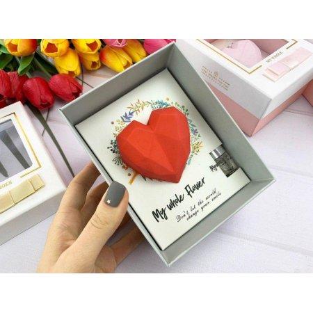 Ароматизированная 3D-открытка My Heart