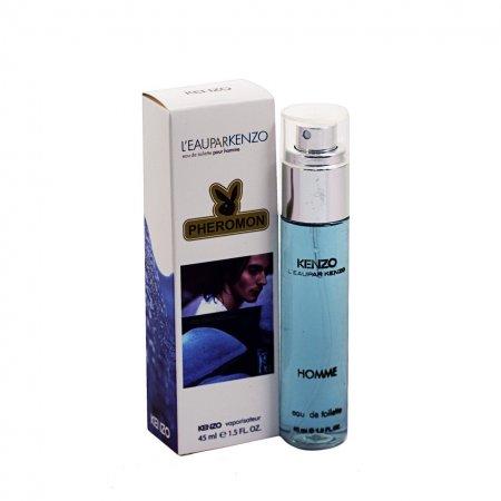 Уценка Kenzo L`eau par Kenzo pour homme - Pheromone Tube 45ml - примята упаковка