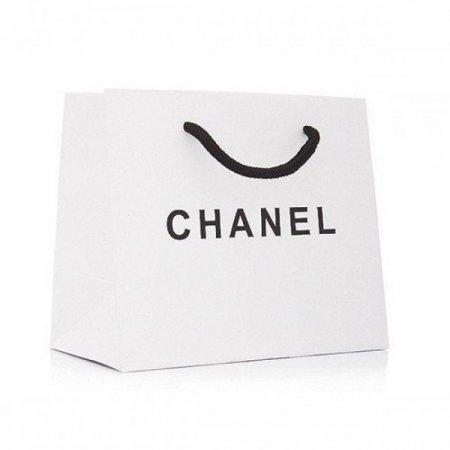 Пакет подарочный Chanel (17x14 cm)
