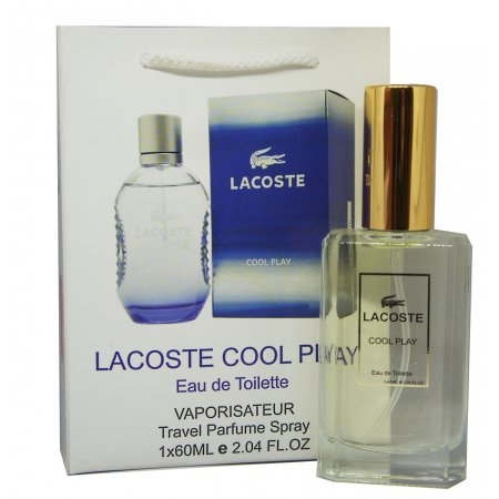 Lacoste Cool Play - Travel Perfume 60ml