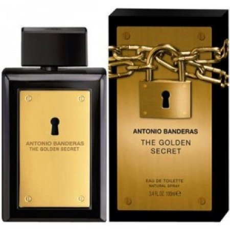 Antonio Banderas The Golden Secret EDT 100 ml (лиц.)