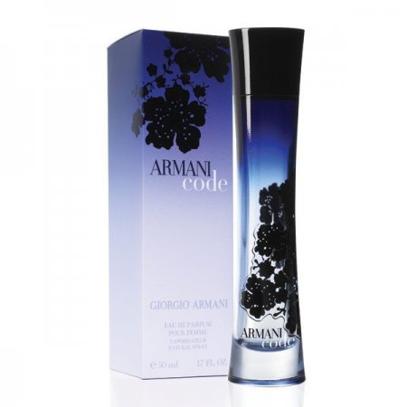 Armani Code women EDP 100 ml (лиц.)