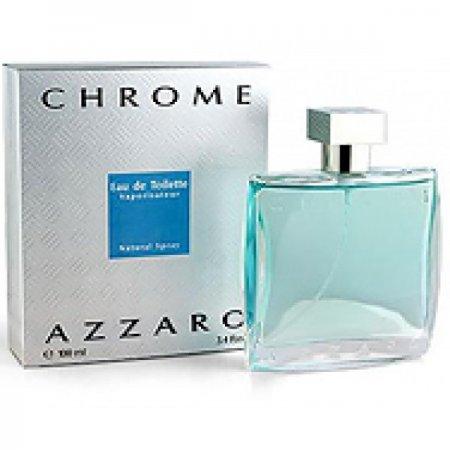Azzaro Chrome EDT 100 ml (лиц.)