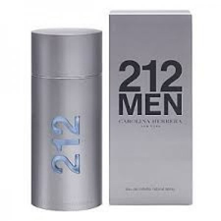 Carolina Herrera 212 For Маn EDT 100 ml (лиц.)