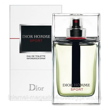 Christian Dior Dior Homme Sport EDT 100 ml (лиц.)