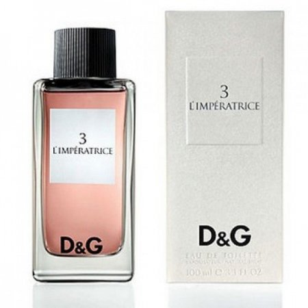 Dolce Gabbana Anthology L`Imperatrice 3 EDT 100 ml (лиц.)