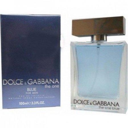 Dolce Gabbana The One Blue Man EDT 100 ml (лиц.)