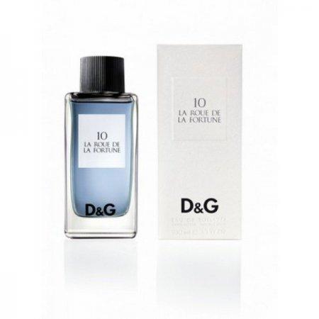 Dolce Gabbana La Roue De La Fortune 10 EDT 100 ml (лиц.)