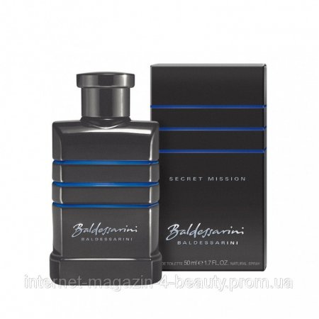 Baldessarini Secret Mission EDT 90 ml (лиц.)