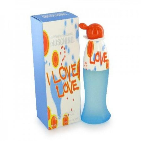Moschino I Love Love EDT 100 ml (лиц.)