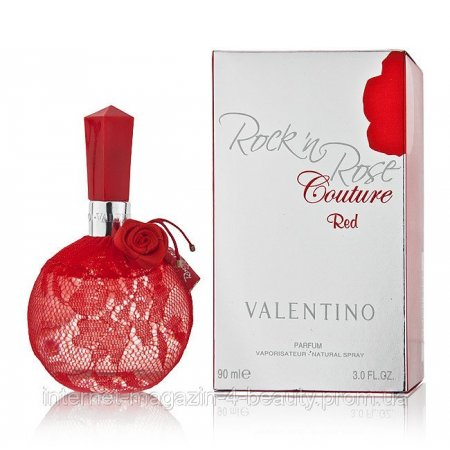 Valentino Rock`n`Rose Couture New Red edp 90 ml (лиц.)